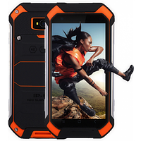 Смартфон Discovery V19, 2sim, 4500mAh, экран 4.5''IPS, Corning Gorilla Glass III, 13/5Мп, GPS, IP68, 4 ядра.