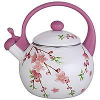 Эмалированный чайник 2.5 л Maestro MR 1320