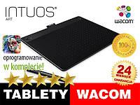 Планшеты WACOM Intuos Art A5  черный