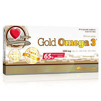 OLIMP Gold Omega-3 65 % 60 caps