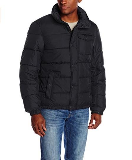 Куртка Levis Classic Puffer Jacket - Charcoal (3XL)
