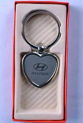 Брелок в подарочной упаковке (сердце) №А-25
