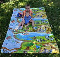 Детский развивающий коврик «Киндер Пол» 2000х1200x8 мм