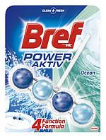 Туалетні кульки Bref power aktiv ocean 50 g