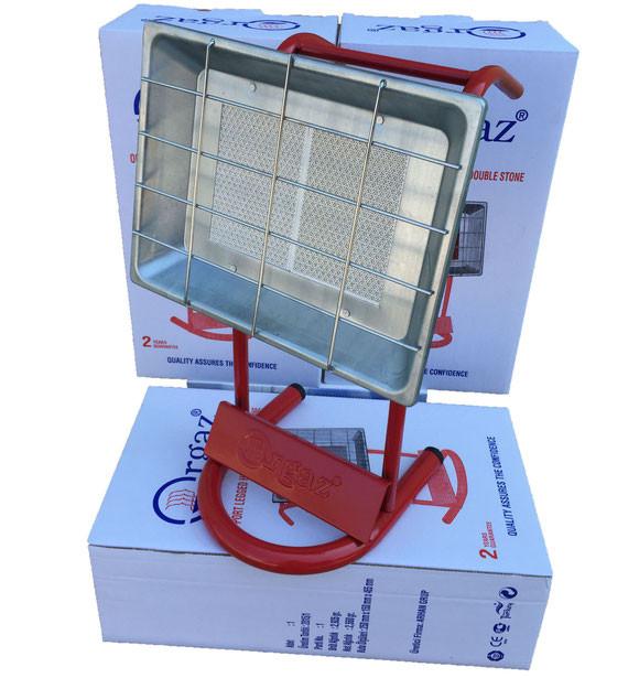 Газовый керамический обогреватель ORGAZ SB - 650, 3.3 кВт