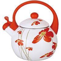 Эмалированный чайник 2.5 л Maestro MR 1318