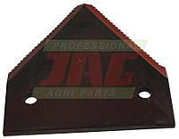 Нож зубчатый NH Rasspe Germany JAG41-0012