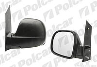 Зеркало левое механ Mercedes Vito 639 Polcar
