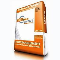 Цемент Евро ПЦ-400 (25кг) (уп. - 64 шт)