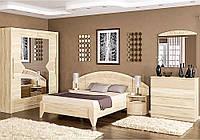 "Спальня ""Аляска"" Мебель-Сервис"