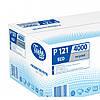 Полотенца бумажные Эко 200 листов, 1/ 40 г/м², серый, фото 4