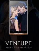 Leagoo Venture V1 - стильный и защищенный Vertu