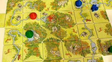 Настольная игра Каркассон Охотники и Собиратели (Hunters and Gatherers), фото 3