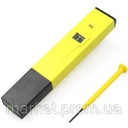 PH метр PH-009 (107) - бюджетный прибор для измерения pH ( рн-метр )