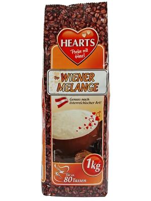 Капучіно Hearts Cappucino Wiener Melange 1кг