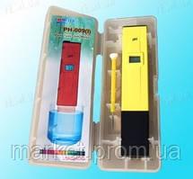 PH метр PH-009 (I) (107) - бюджетный прибор для измерения pH. C температурной компенсацией АТС (рн-метр)