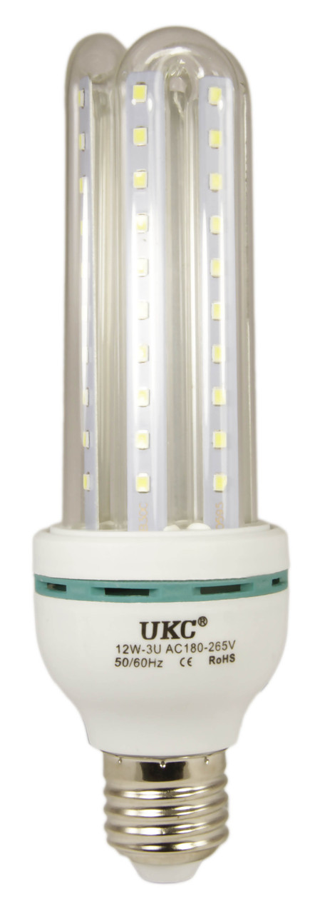 LED лампа UKC 12W E27 3U