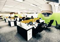 Видеонаблюдение на складе и в офисе – смысл и особенности установки