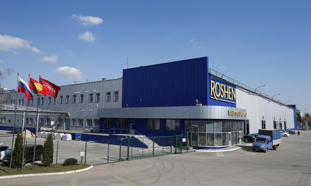 В России положительно отреагировали на закрытие Липецкой фабрики Roshen