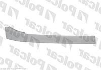 Накладка под фару (ресничка) правая 96-02 PEUGEOT Partner / CITROEN Berlingo Polcar