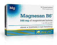 Витамины OLIMP Magnesan B6 545mg 50 таб