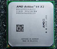 ТОПОВЫЙ МОЩНЫЙ процессор AMD на Socket am2 на 2 ЯДРА ATHLON 64 X2 6000 ( 2 по 3.0 Ghz) sam2 am2+ 6000+ сГАРАНТ