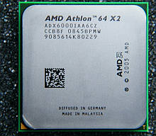 ТОПОВЫЙ МОЩНЫЙ процессор AMD на Socket am2 на 2 ЯДРА ATHLON 64 X2 6000 125W !( 2 по 3.0 Ghz) sam2 am2+ сГАРАНТ
