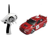 Автомодель р/у 1:28 Firelap IW02M-A Mitsubishi EVO 2WD (красный)