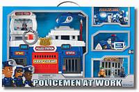 Игровой набор Keenway Полицейский участок (K12635)