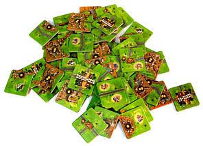 Настольная игра Каркассон Золотая Лихорадка (Carcassonne: Gold Rush), фото 2