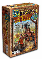 Настольная игра Каркассон Золотая Лихорадка (Carcassonne: Gold Rush)