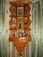 Какие иконы, по традиции, нужно расположить дома?