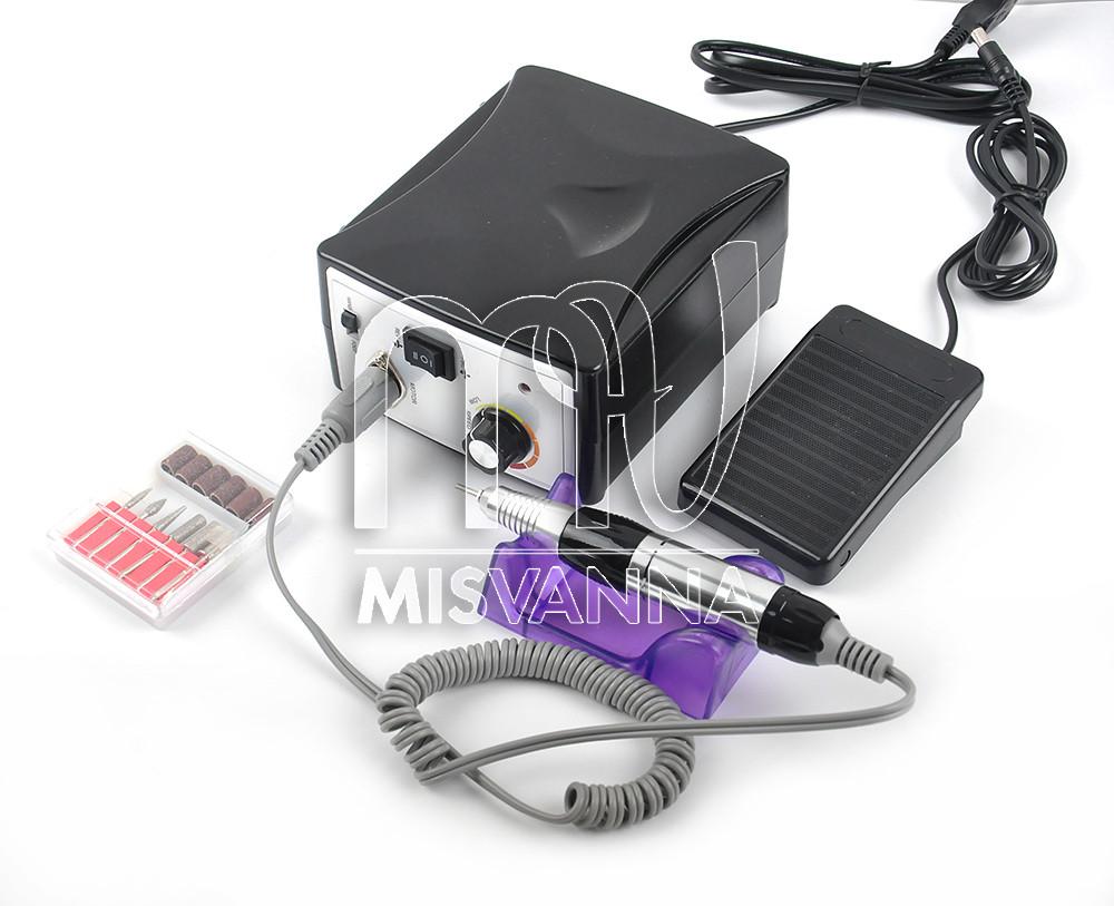 Фрезер Nail Drill Set ZS-701, 45 Вт 45000 об/мин.(black)
