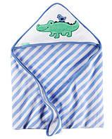Полотенце с уголком Аллигатор Carter's