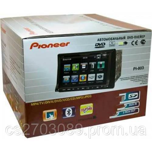 Автомагнитола Pioneer PI-803DVD GPS-USB-SD - Max-market в Днепре