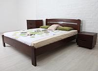 Кровать Нова без изножья ( Тм Олимп) кровать из дерева бук