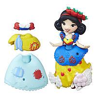 Hasbro DPR  Игровой набор маленькая кукла Белоснежка и модные аксессуары ( В5327/В5330)