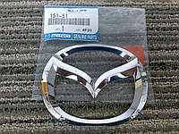 Mazda RX8 RX-8 2004-08 эмблема значок на передний бампер Новый Оригинал