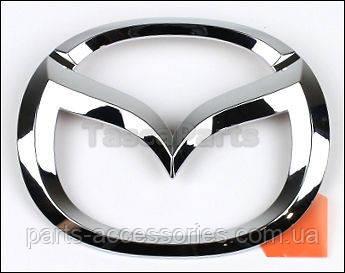 Mazda RX-8 RX8 2004-11 эмблема значок на крышку багажника Новый Оригинал