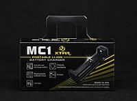 Зарядное устройство для li-ion xtar mc1
