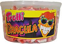 Конфеты желейные Trolli Dracula  (150 штук) 1050г.