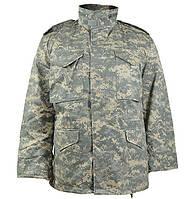Куртка с тёплой подстежкой MilTec M65 At-Digital 10315070