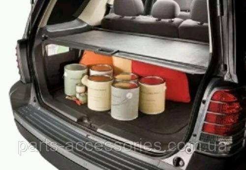 Ford Explorer 2002-05 полка в багажник (темный графит) Новая Оригинал