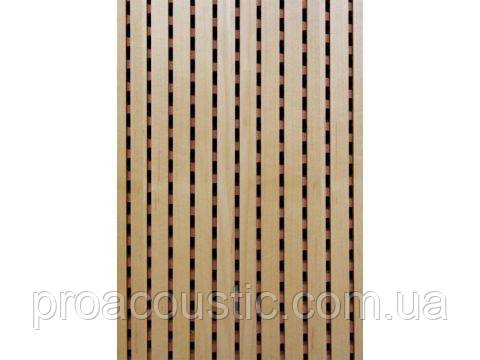 Панель для звукоизоляции с финишной отделкой MDF Decor Acoustic , фото 2