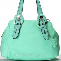 Женская сумка Gilda Tohetti светло - салатовая, фото 1
