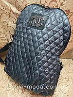 Рюкзак-Клатч Chane стеганая Многофункционал/Женские сумка стеганная/Сумка для через плечо планшеты(только ОПТ)