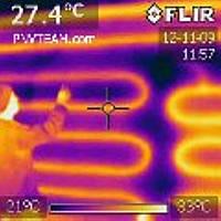 Обследование объектов на предмет утечки тепла, исправности електропроводки и т. д.