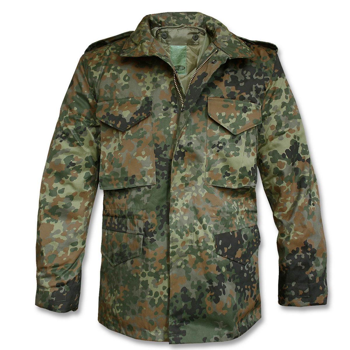 Куртка с тёплой подстежкой MilTec M65 Flectarn 10315021