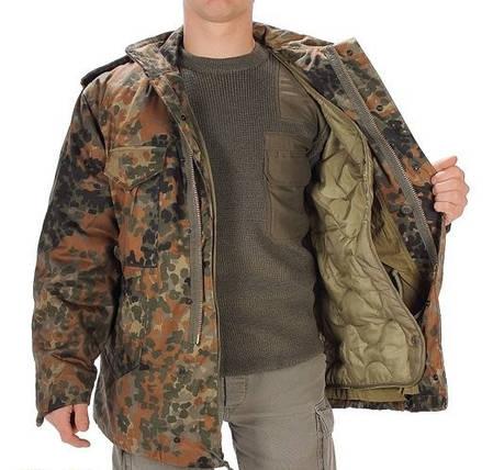 Куртка с тёплой подстежкой MilTec M65 Flectarn 10315021, фото 2
