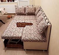 Кухонный уголок со спальным местом и большим ящиком, фото 1